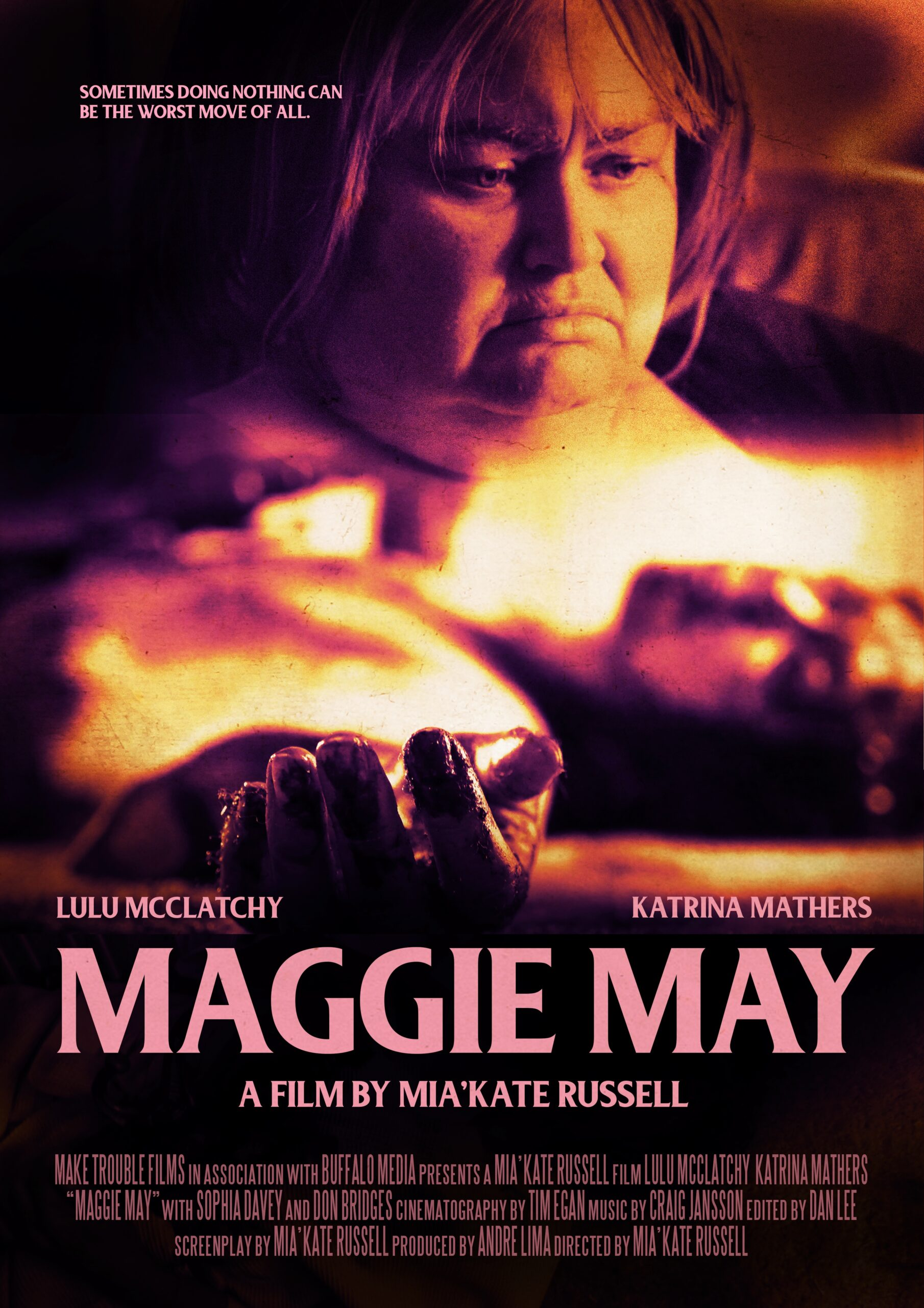 Film Review: MAGGIE MAY (2018) (Short Film)