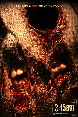 """FRENCH FOUND FOOTAGE HORROR ANTHOLOGY """"3:15 AM"""""""
