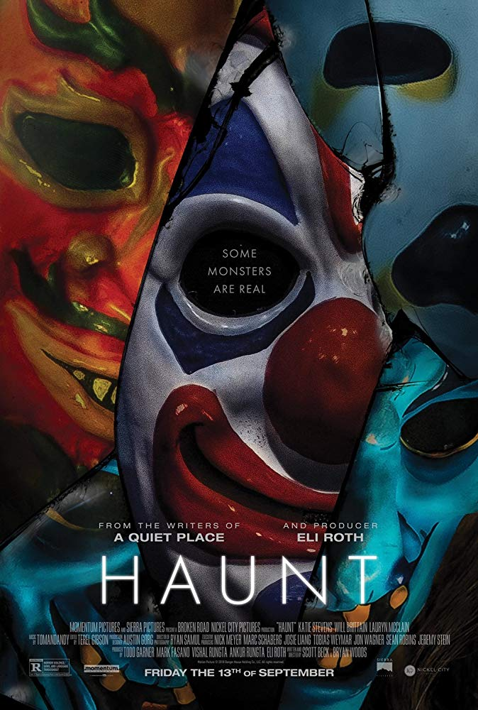 Film Review: HAUNT (2019)