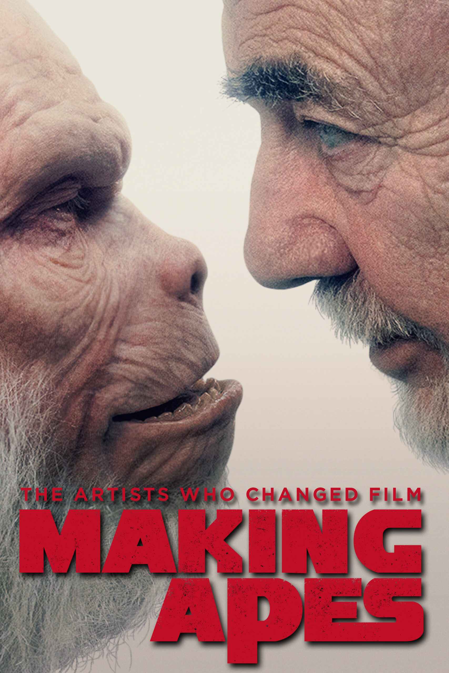 Film Review: MAKING APES: THE ARTISTS WHO CHANGED FILM (2019)