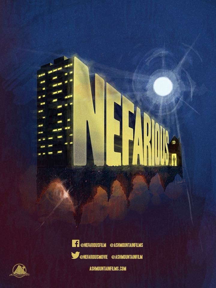 Film Review: NEFARIOUS (2019)