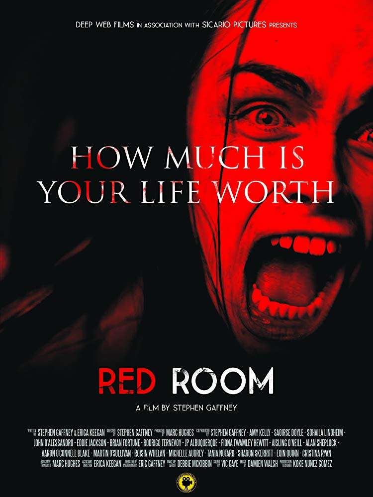 Film Review: RED ROOM (2017)