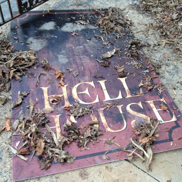 Franchise Corner Entry: HELL HOUSE LLC