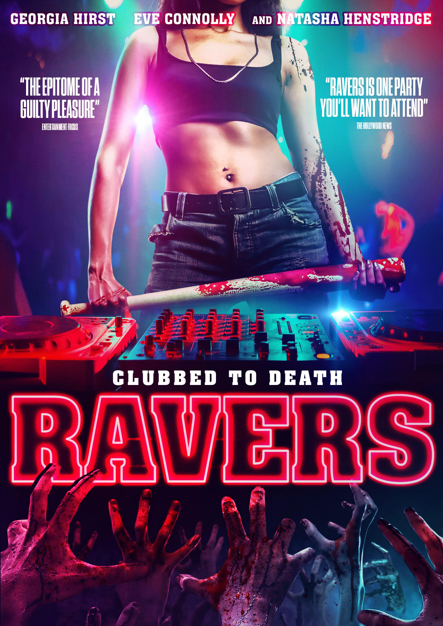 Film Review: RAVERS (2018)