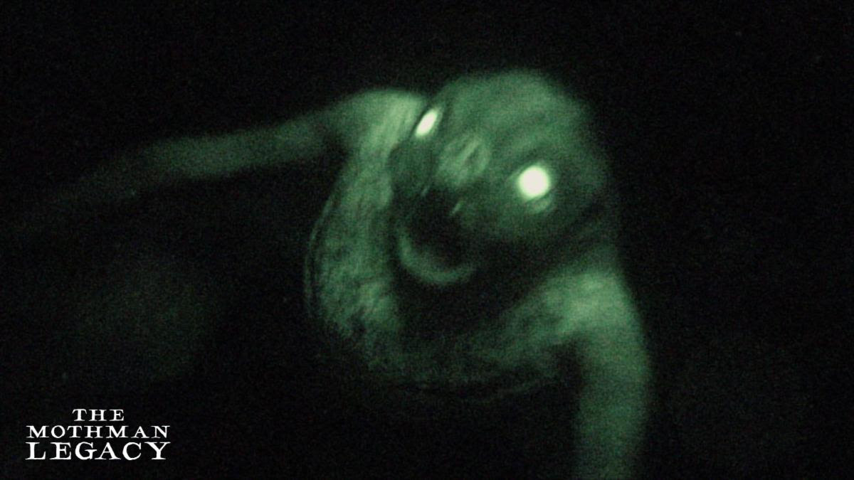 """JOURNEY INTO """"THE MOTHMAN LEGACY"""""""
