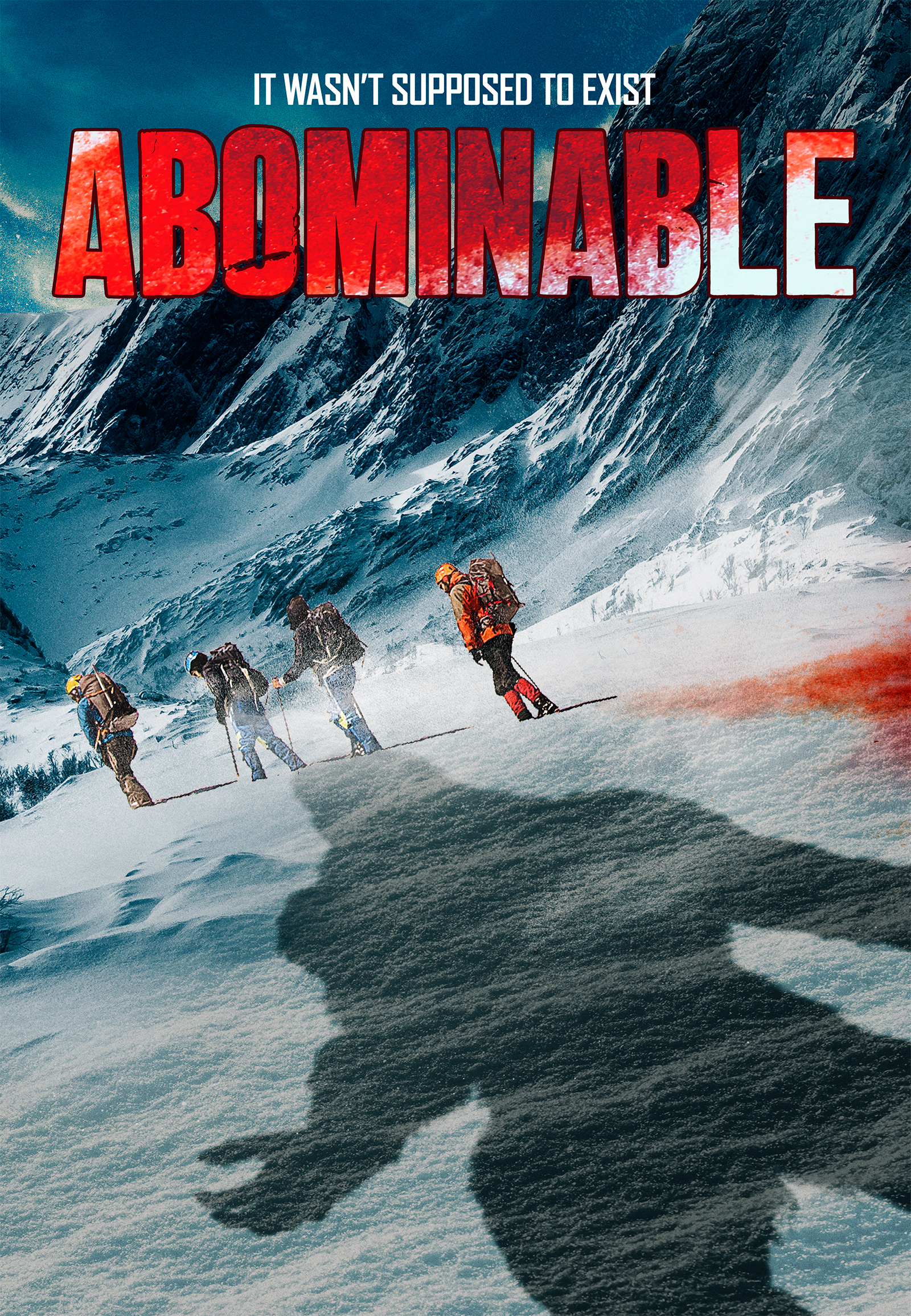 ICY HORROR EXISTS IN 'ABOMINABLE'