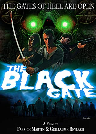 Film Review: THE BLACK GATE (2017)