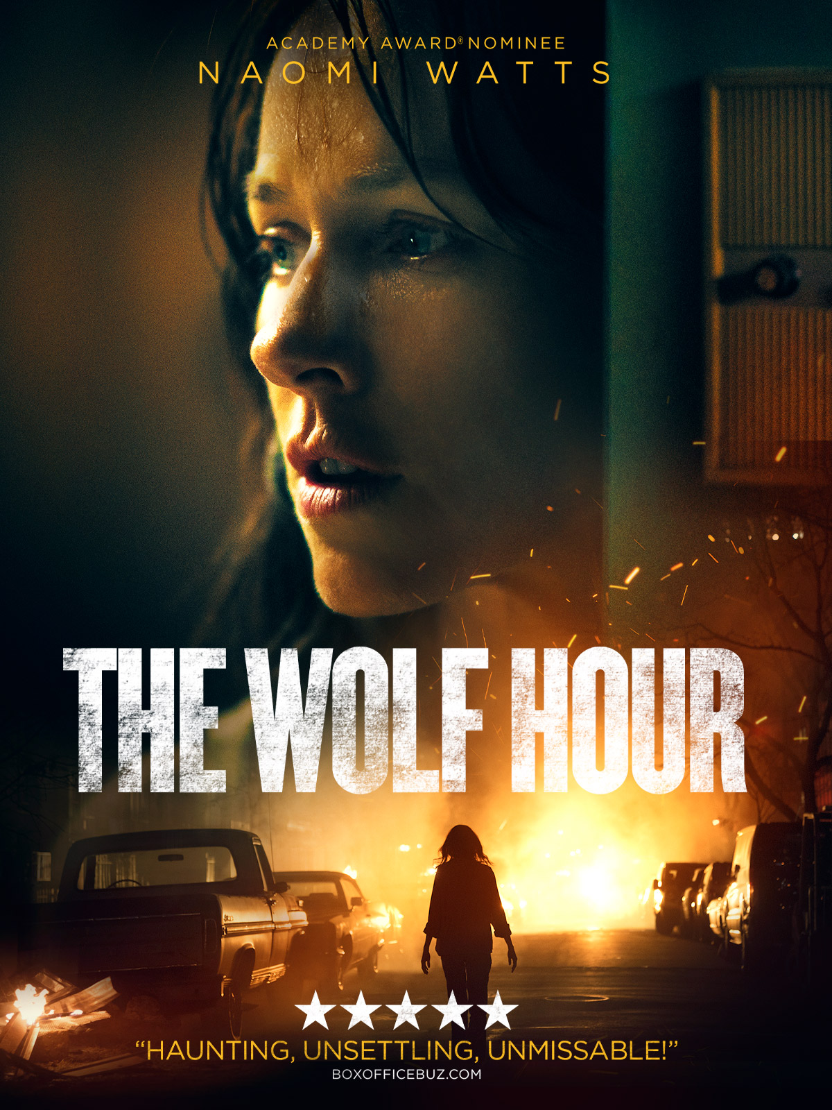Film Review: THE WOLF HOUR (2019)