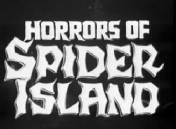SEVERIN FILMS RELEASING 'HORRORS OF SPIDER ISLAND'