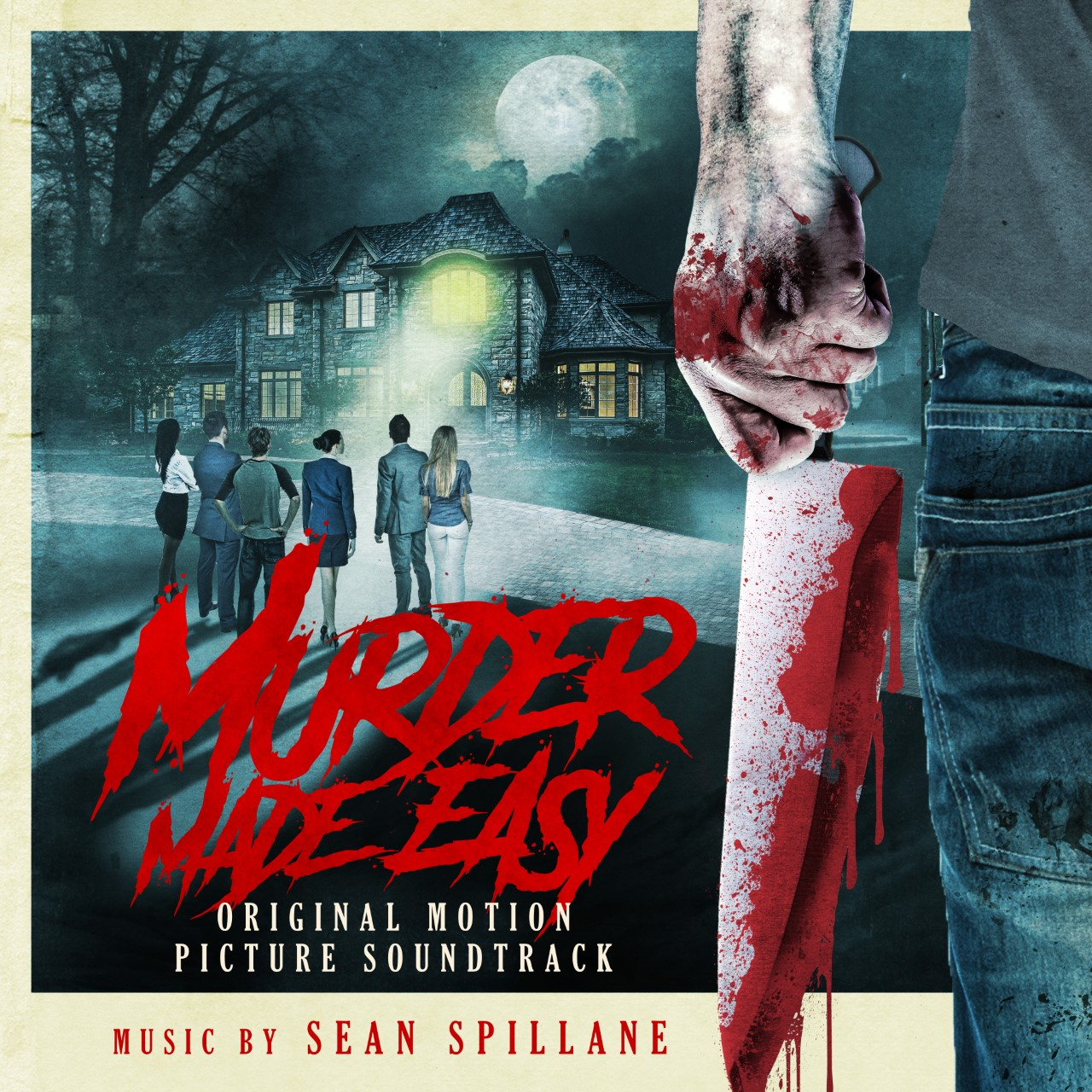 'MURDER MADE EASY' ORIGINAL MOTION PICTURE SOUNDTRACK AVAILABLE DIGITALLY