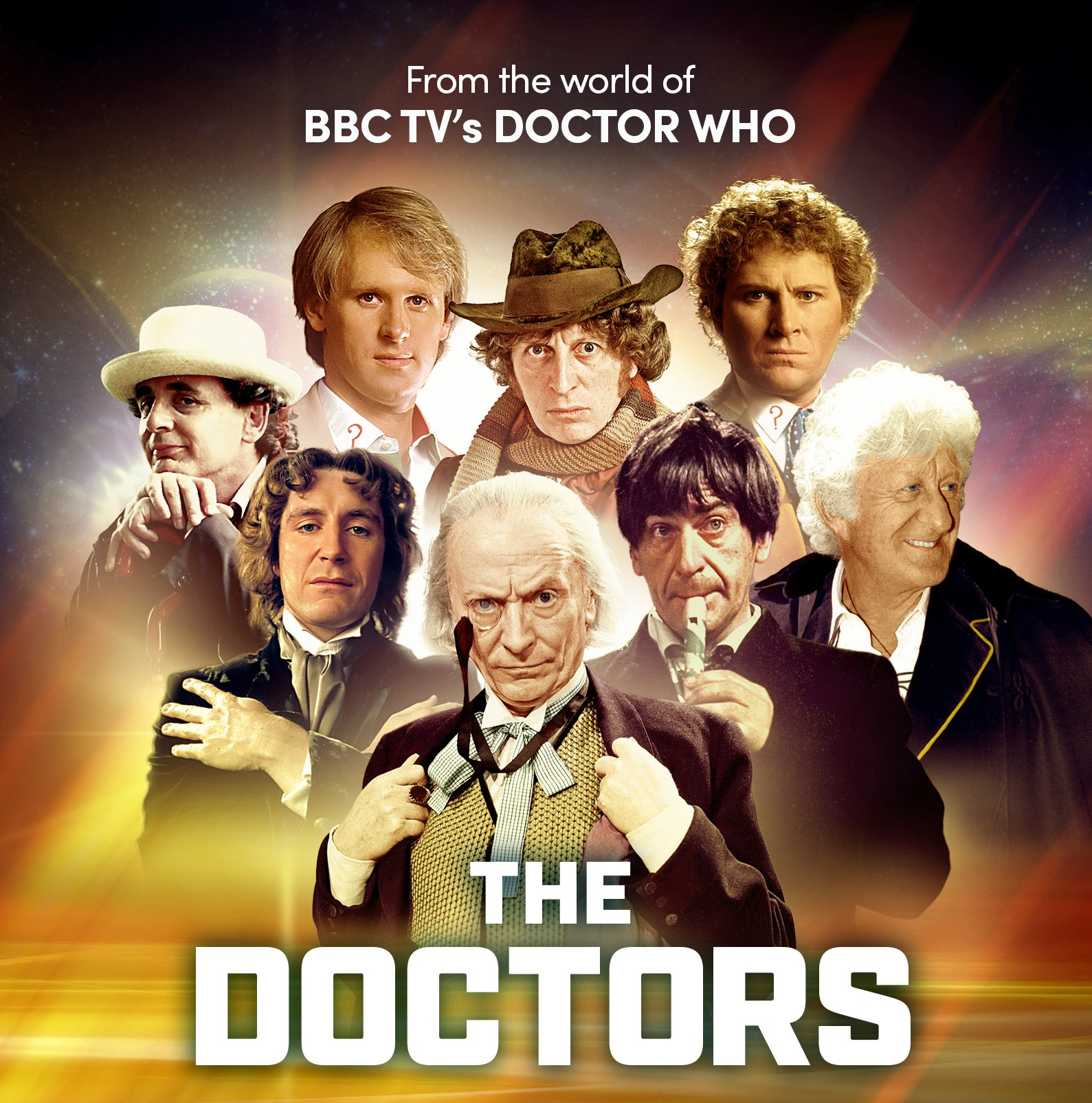 THE DOCTORS SERIES 1-11 COMES TO AMAZON PRIME VIDEO