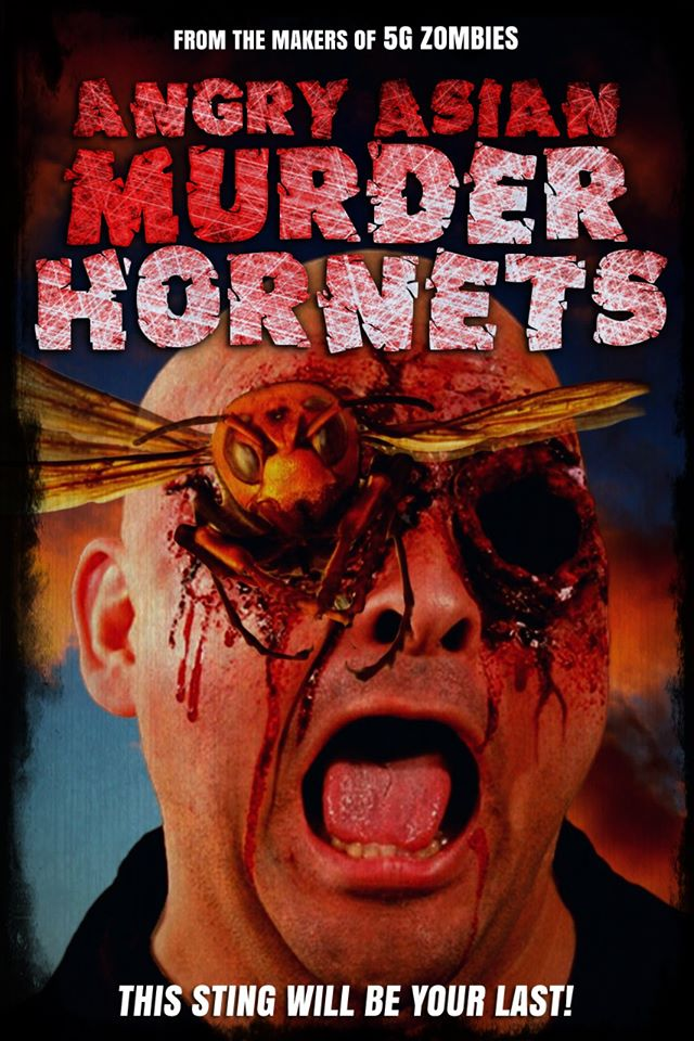 'ANGRY ASIAN MURDER HORNETS' TRAILER DROPS