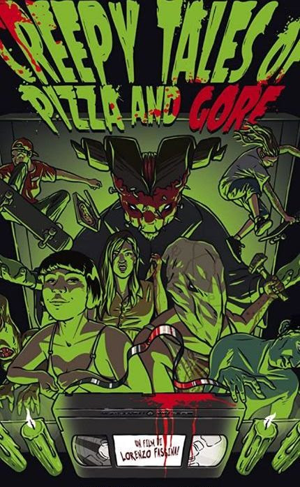 Film Review: CREEPY TALES OF PIZZA AND GORE (2014)