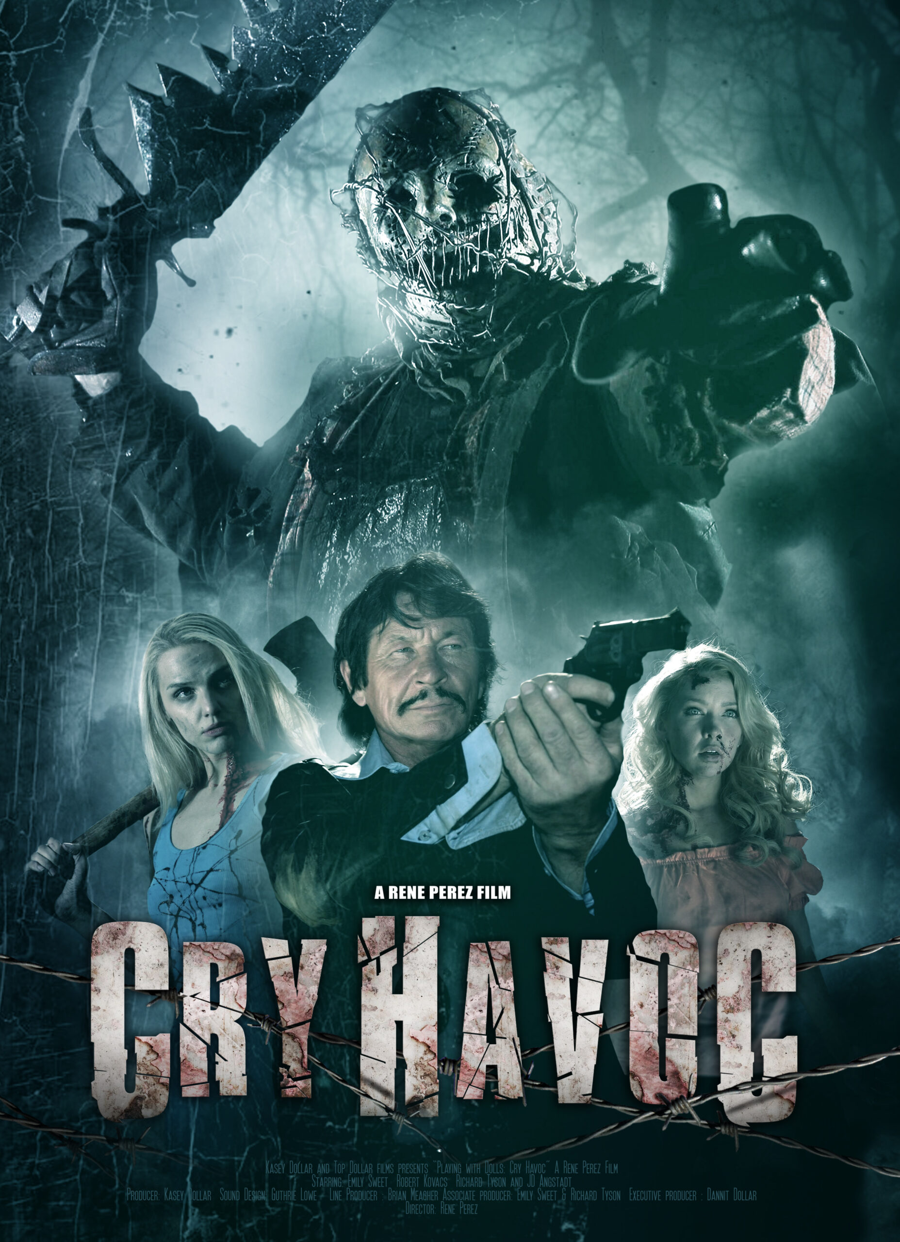 Film Review: CRY HAVOC (2020)