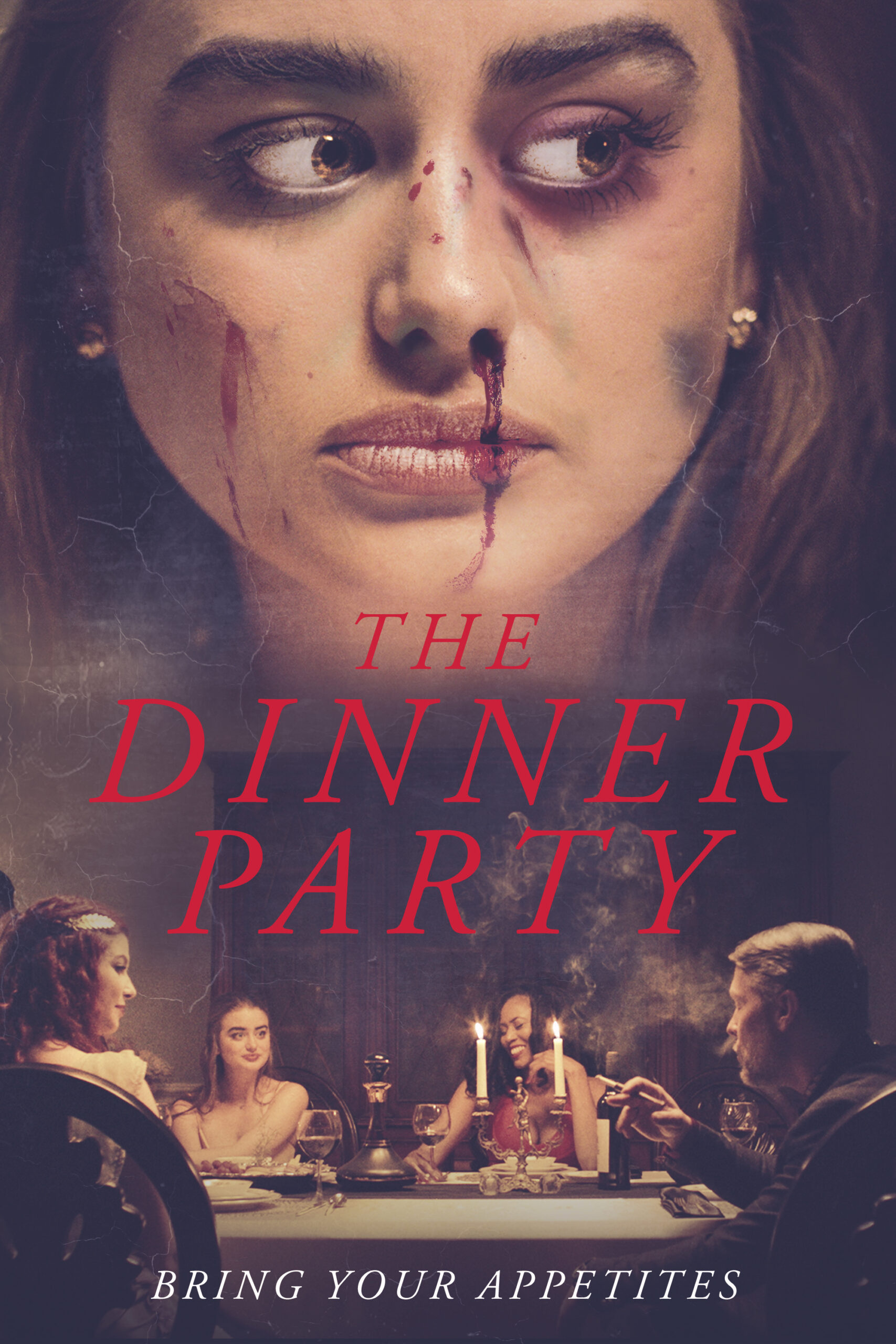 UNCORK'D ENTERTAINMENT INVITES YOU TO 'THE DINNER PARTY'
