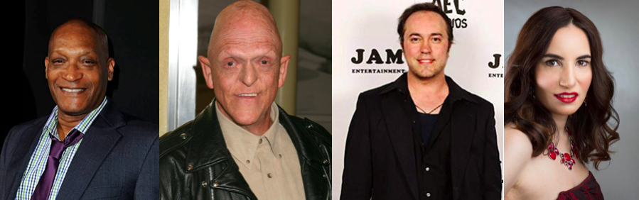 MICHAEL BERRYMAN JOINS 'REALM OF SHADOWS'