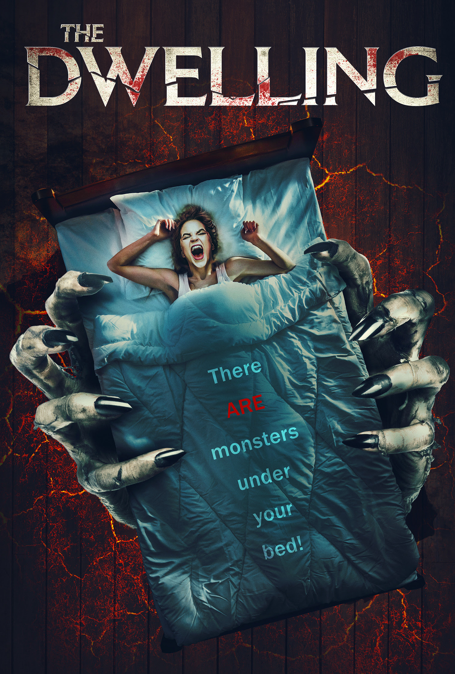 Film Review: THE DWELLING (a.k.a. Bed Of The Dead) (2019)