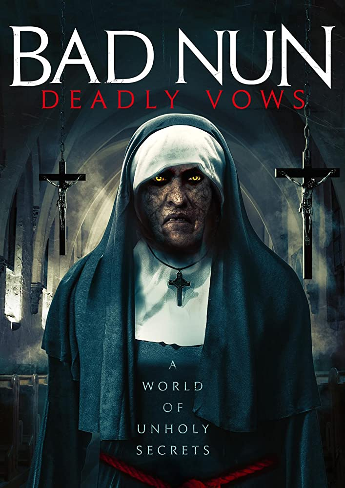 Film Review: AWAKENING THE NUN (a.k.a. The Bad Nun: Deadly Vows / The Watcher 2) (2020)