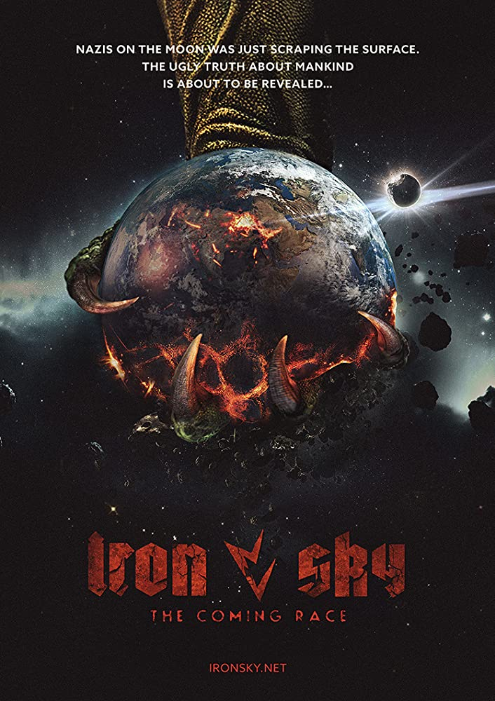 Film Review: IRON SKY: THE COMING RACE (2019)
