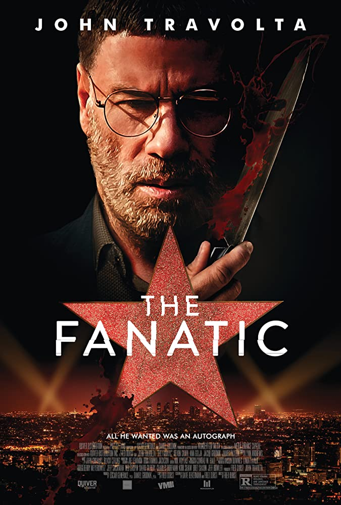 Film Review: THE FANATIC (2019)