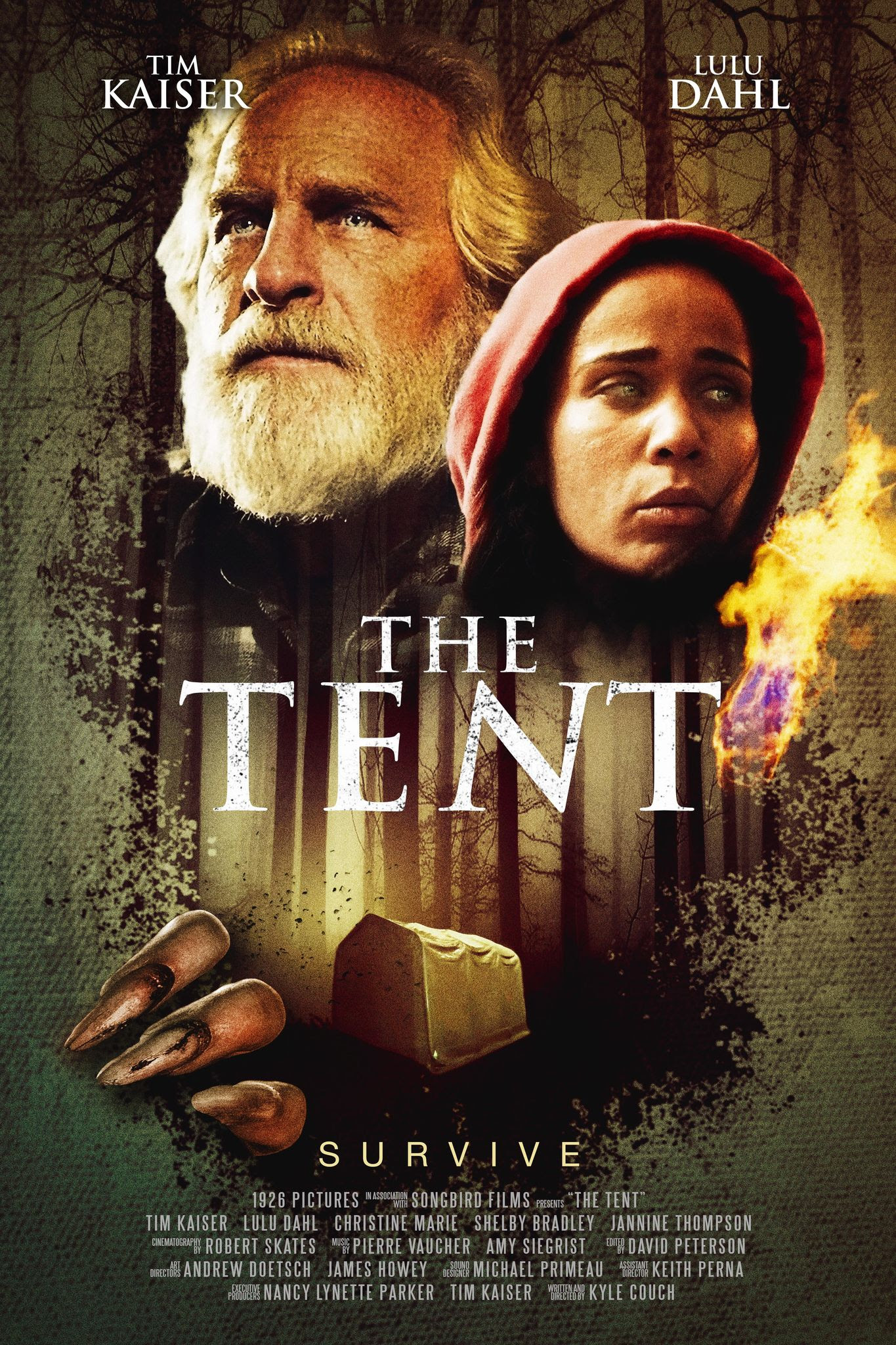 Film Review: THE TENT (2020)
