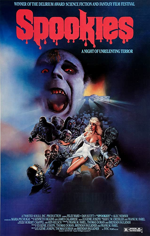 Film Review: SPOOKIES (1986)