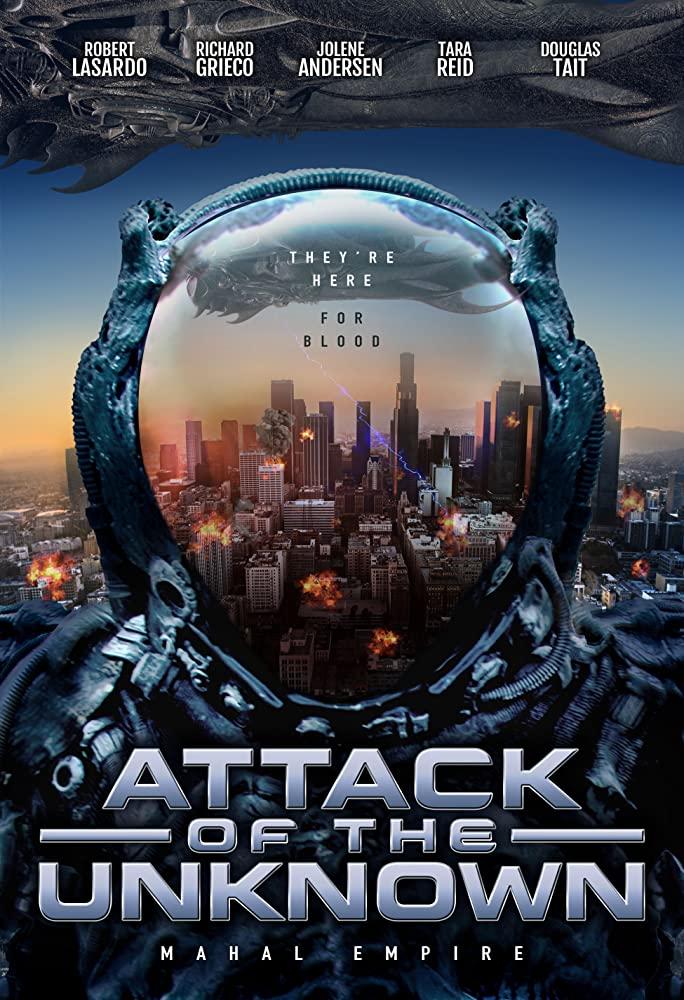 Film Review: ATTACK OF THE UNKNOWN (2020)