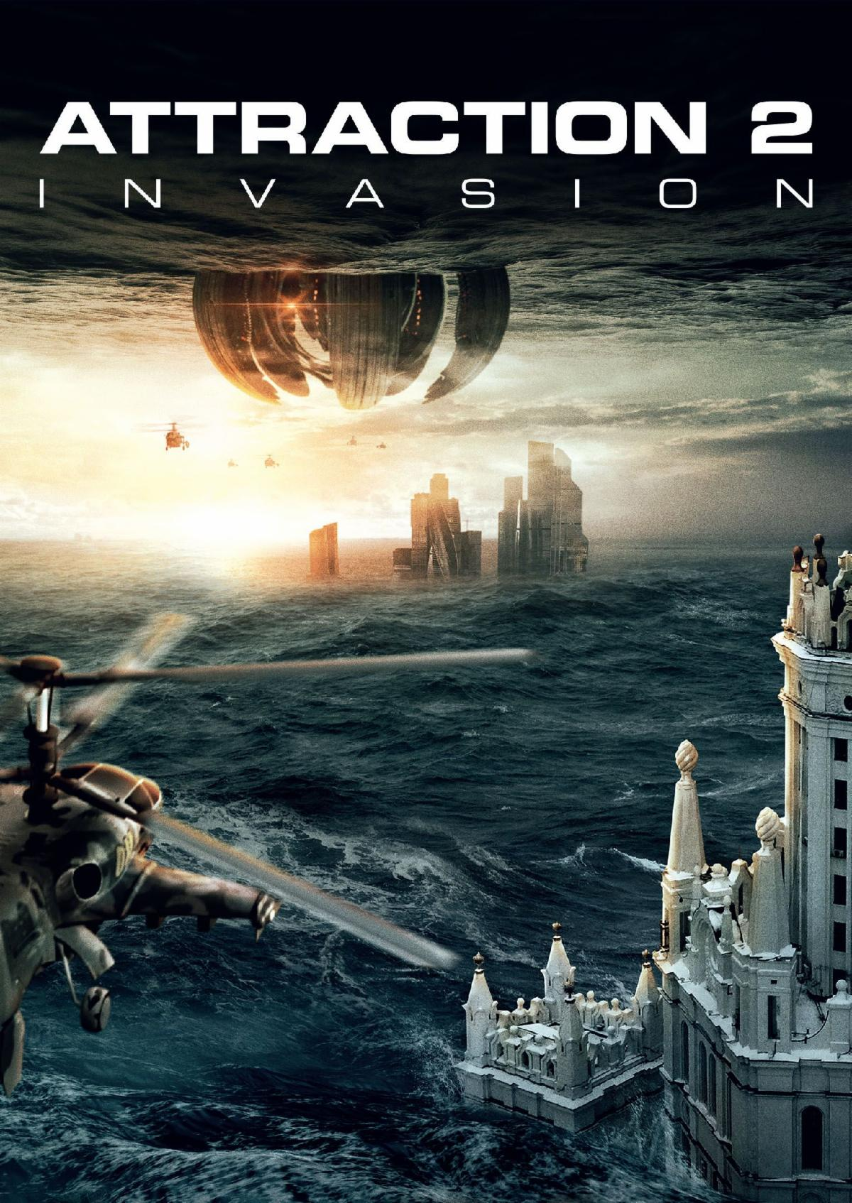 Film Review: ATTRACTION 2: INVASION (2020)