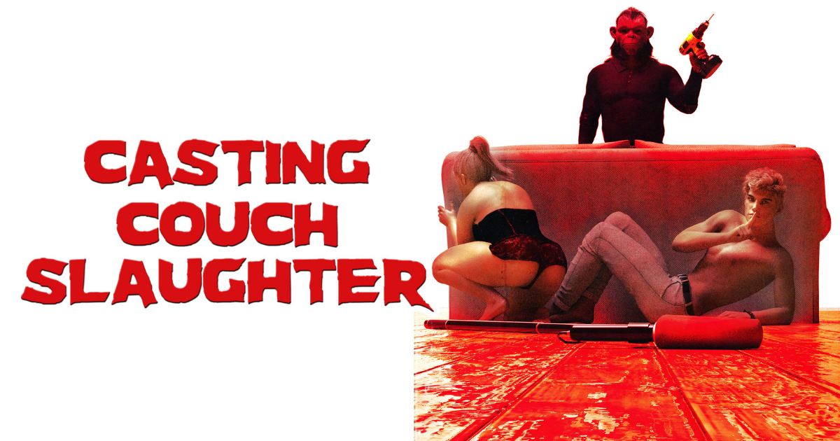 FoxTrot Productions announces Crowdfunder campaign for CASTING COUCH SLAUGHTER