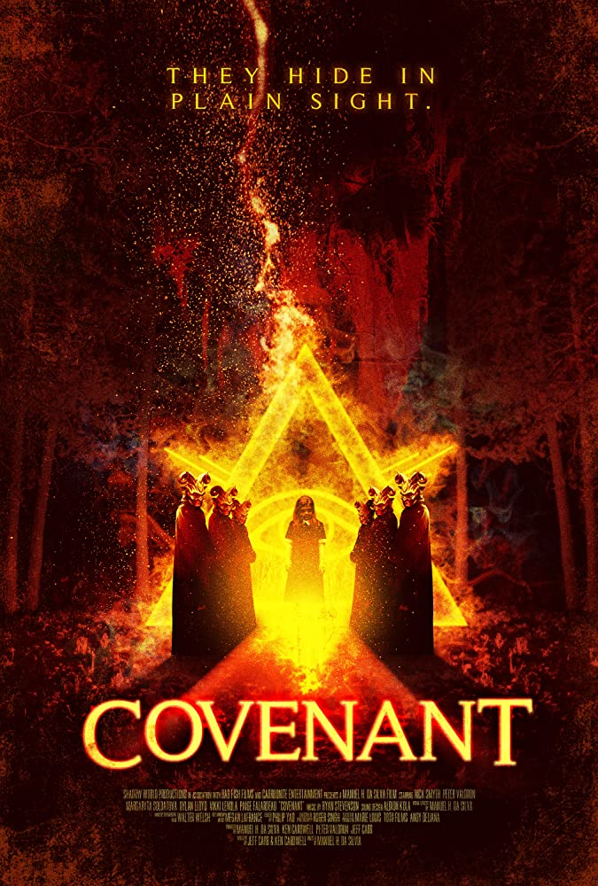 Film Review: COVENANT (2018)