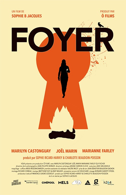 Film Review: FOYER (a.k.a. Hearth) (2019) (Short Film)