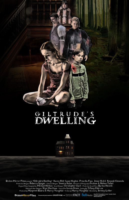 Film Review: GILTRUDE'S DWELLING (2019) (Short Film)