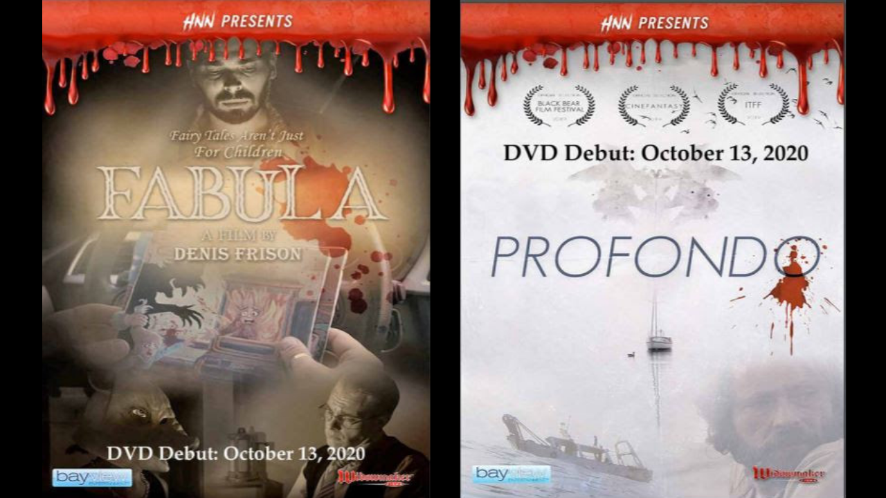 """Two New Releases Coming From """"HNN Presents"""" Just In Time For Halloween"""