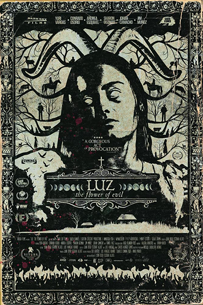 Film Review: LUZ: THE FLOWER OF EVIL (2019)