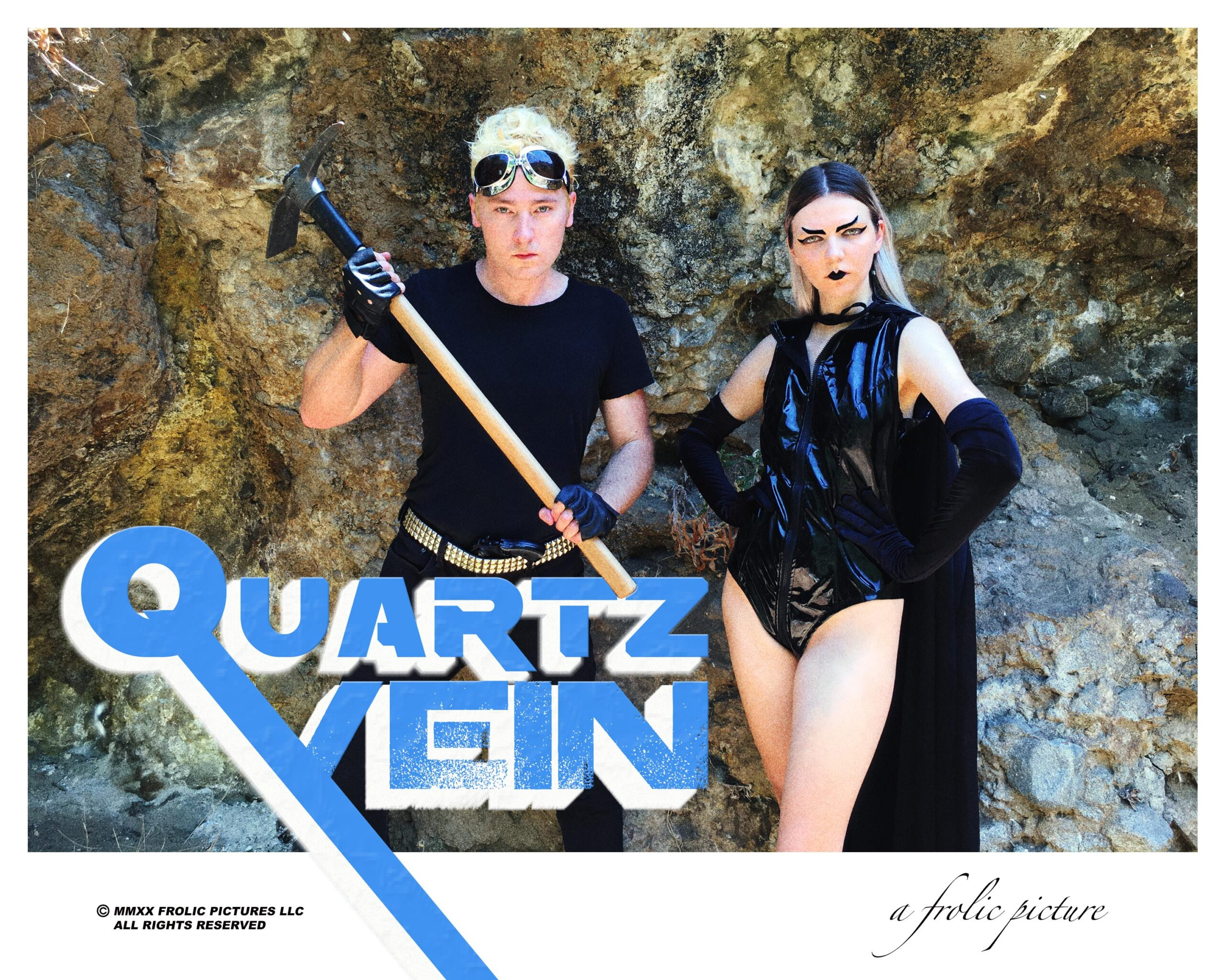 Jared Masters' Fully Fan-Funded Post Apocalyptic Vampire Film, 'Quartz Vein' in Pre-Production!