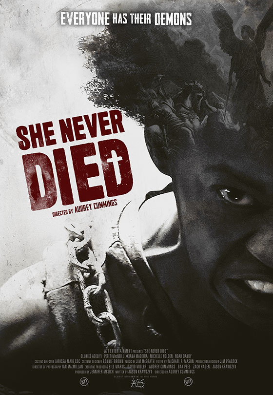 Film Review: SHE NEVER DIED (2019)