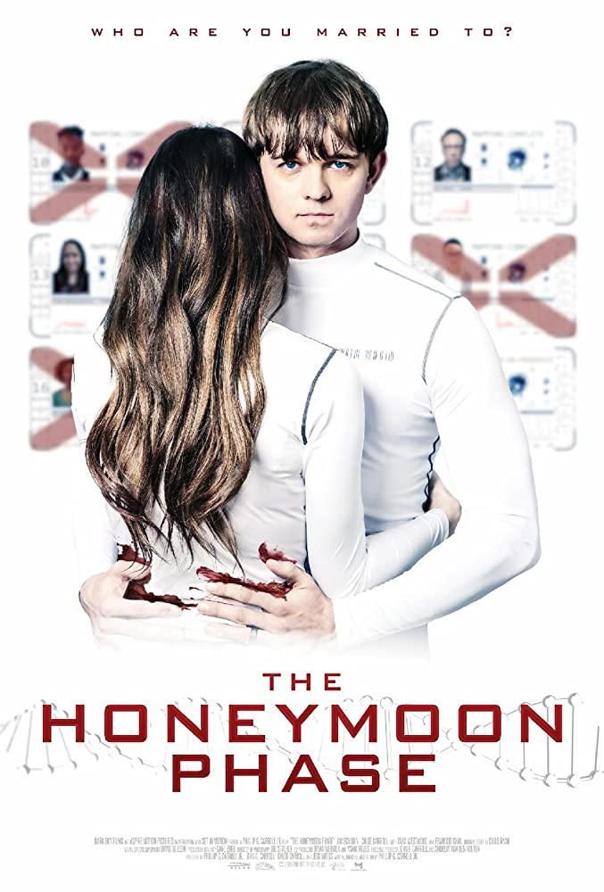 Film Review: THE HONEYMOON PHASE (2019)