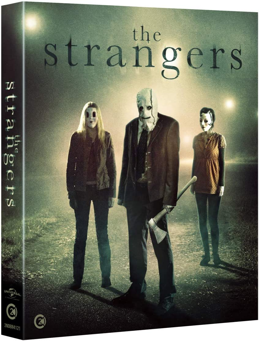Film Review: THE STRANGERS (2008)