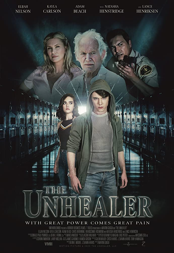 Film Review: THE UNHEALER (2020)