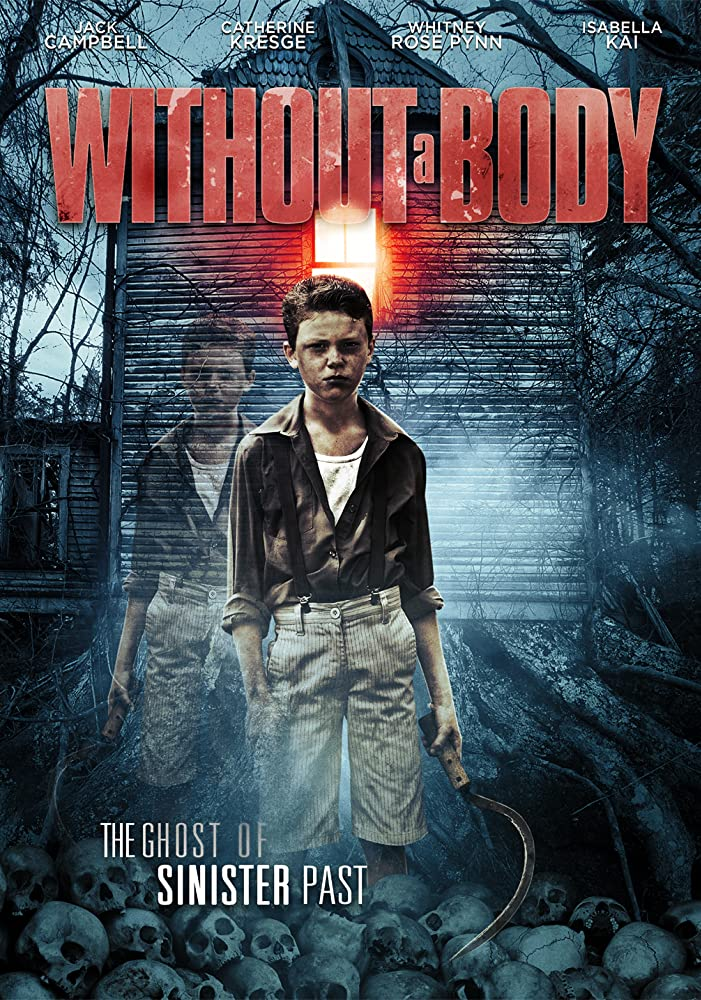 Film Review: WITHOUT A BODY (2017)