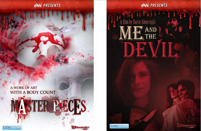 HNN Presents 'Master Pieces' and 'Me and the Devil' Now Available on DVD