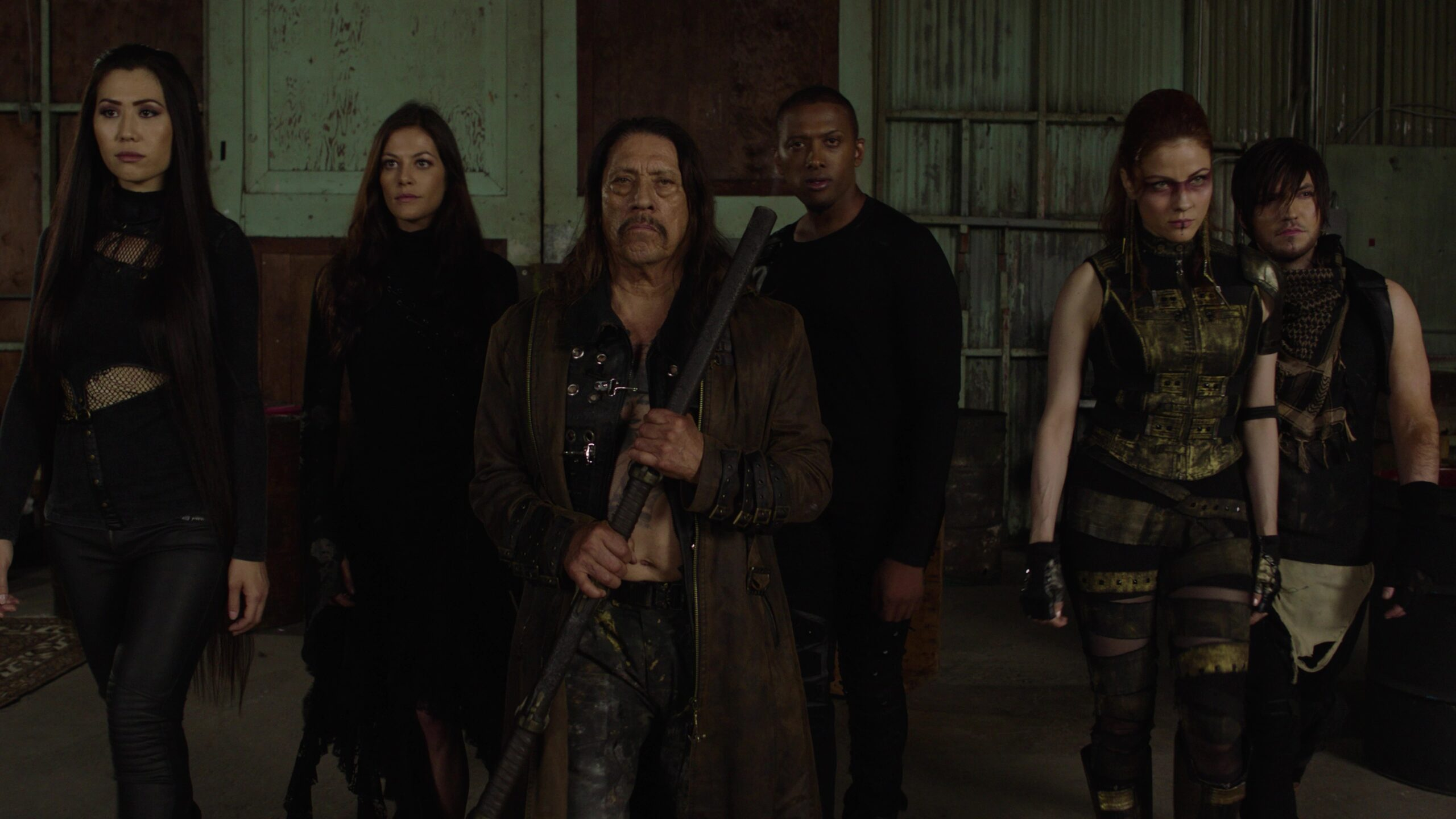 DANNY TREJO stars in 7-part sci-fi series PARAGON – Coming 2021  /  First Look Trailer