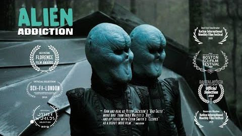 ALIEN ADDICTION debuts at #1 on iTunes and Yahoo! Movies Internationally // Now Available in US and Canada