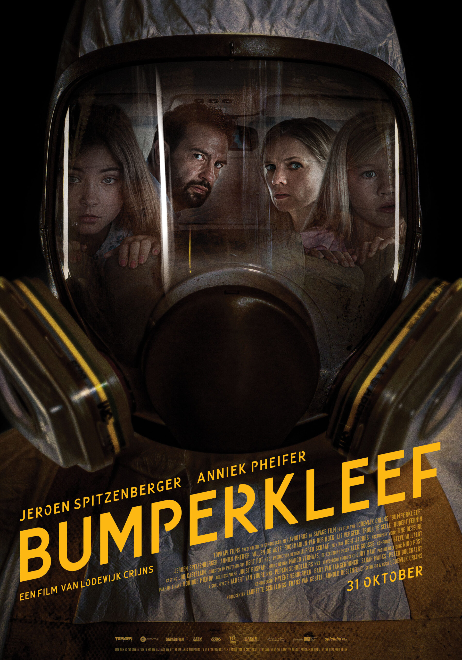 Film Review: TAILGATE (a.k.a. Bumperkleef) (2019)