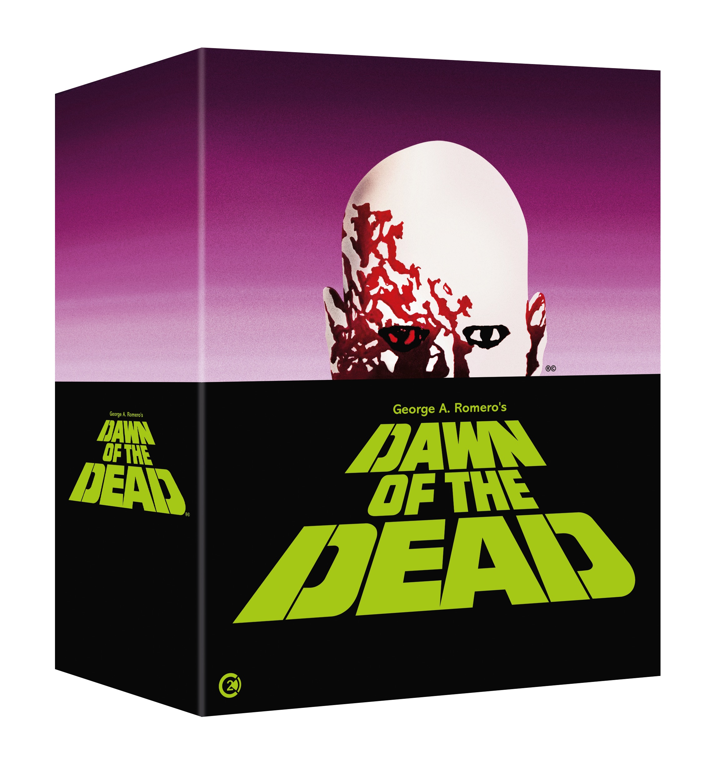 Dawn Of The Dead 'the zombie movie to end 'em all' rises again in 'Limited Edition 4K UHD' and 'Limited Edition Blu-ray'