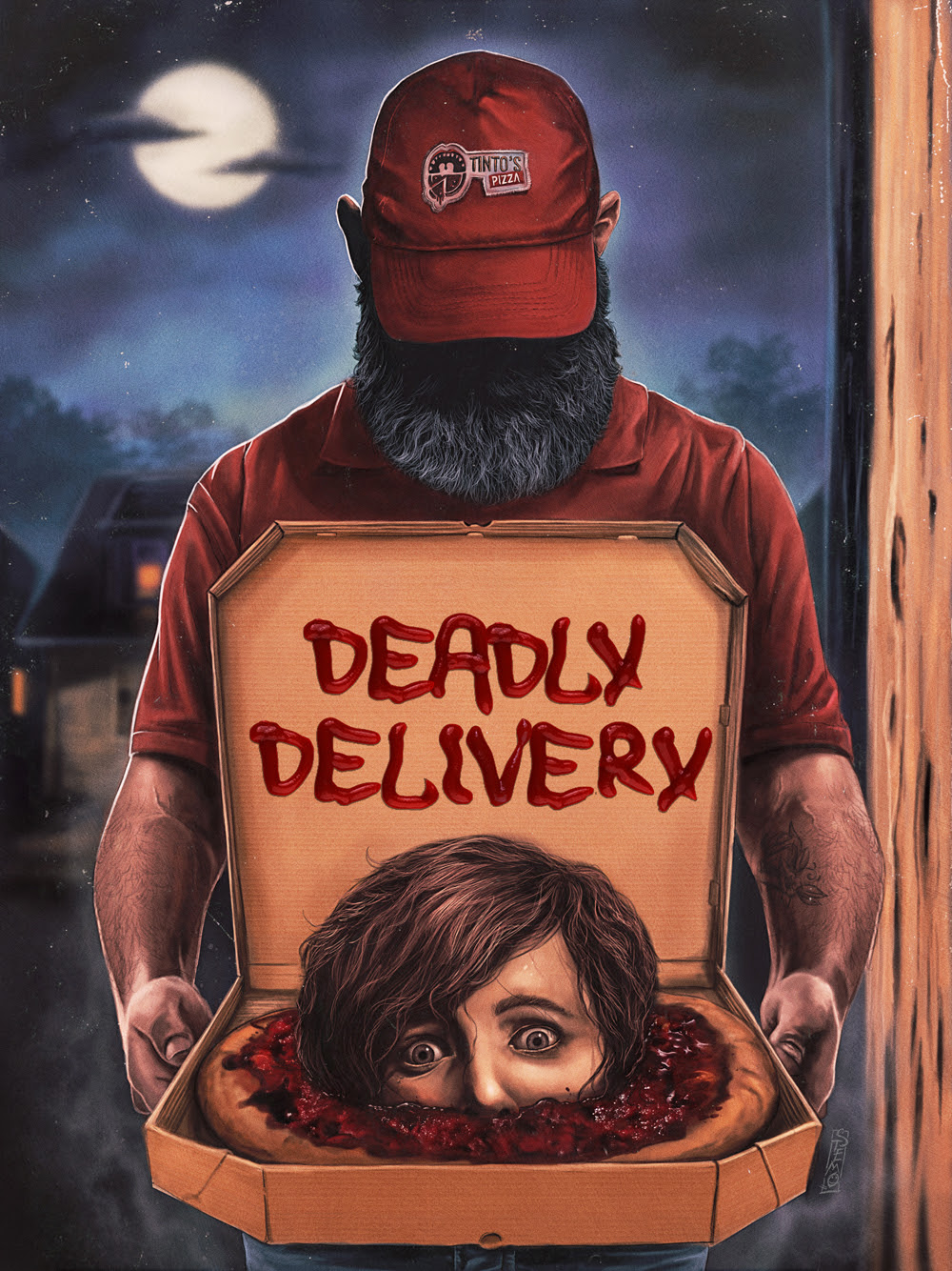 """""""DEADLY DELIVERY"""" Brings a New Slasher Icon to America"""