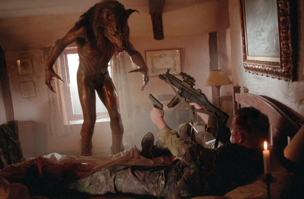 Classic British horror DOG SOLDIERS howls back into UK cinemas this October!