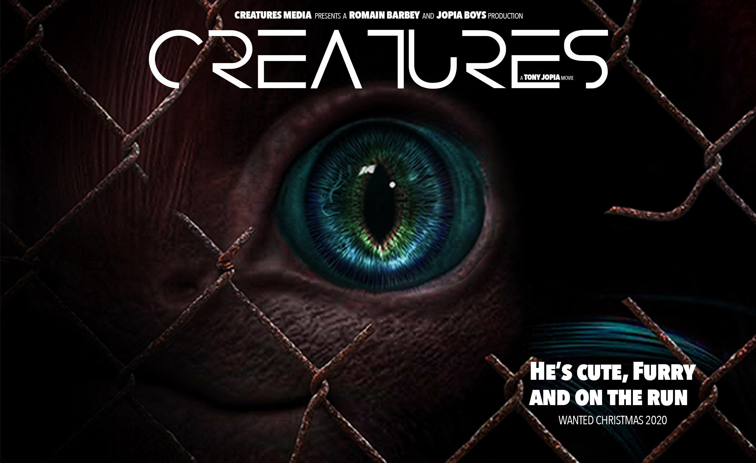 'Creatures' An Action, Horror Comedy Creature Feature Jingle hell, jingle hell, creatures on the way!!!