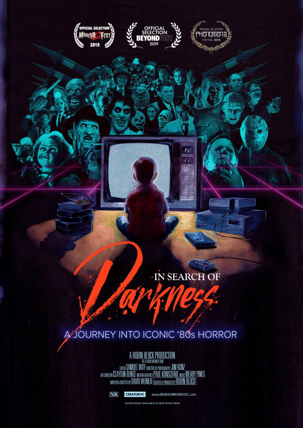 Film Review: IN SEARCH OF DARKNESS (2019)