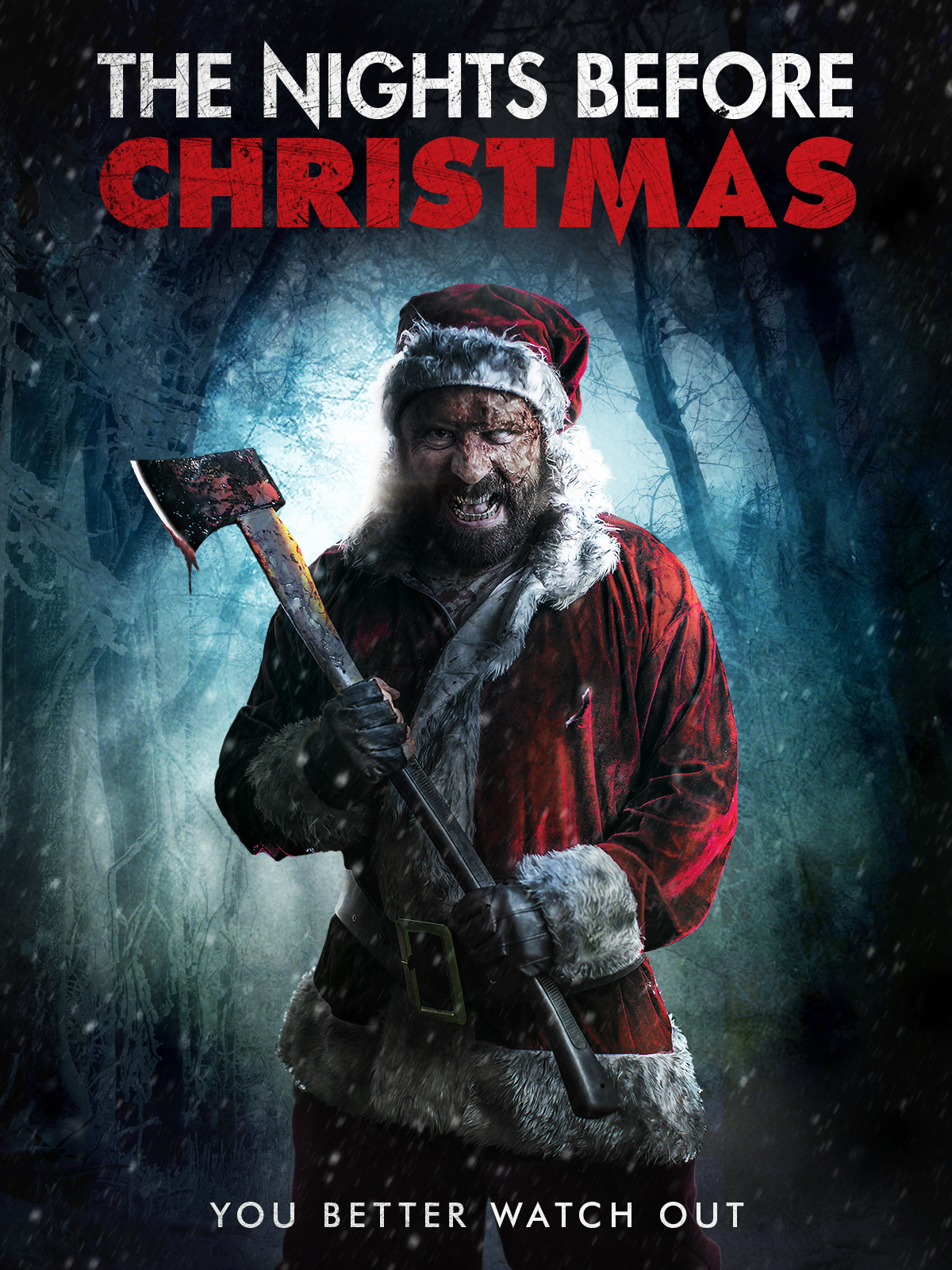 THE NIGHTS BEFORE CHRISTMAS  Playing at FrightFest 2020  POSTER AND TRAILER RELEASED